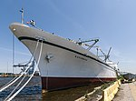 NS Savannah at Pier 13 Baltimore MD1.jpg