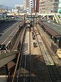 Nagasaki-Ekimae Station of Nagasaki Electric Tramway.jpg