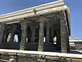 Nandi mandapa of Kamakshi Amman Temple, Kanchipuram.jpg