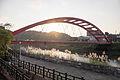 Nanyang Bridge View from North 20141120b.jpg
