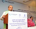 Narendra Singh Tomar addressing at the inauguration of the National Level Advocacy Workshop on Rural Road Maintenance Policy, in New Delhi.jpg