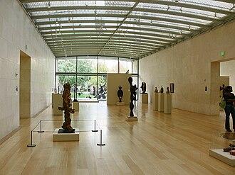 Nasher Sculpture Center - Inside the museum