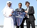 Nasser Al-Khelaifi, Lucas and Leonardo.jpg