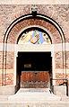 Nathanaels Kirke Copenhagen entrance.jpg