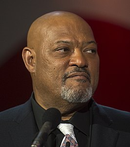 Fishburne in 2017