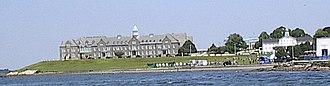 Newport, Rhode Island - Naval War College
