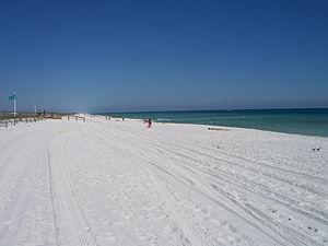 Santa Rosa County, Florida - Navarre Beach