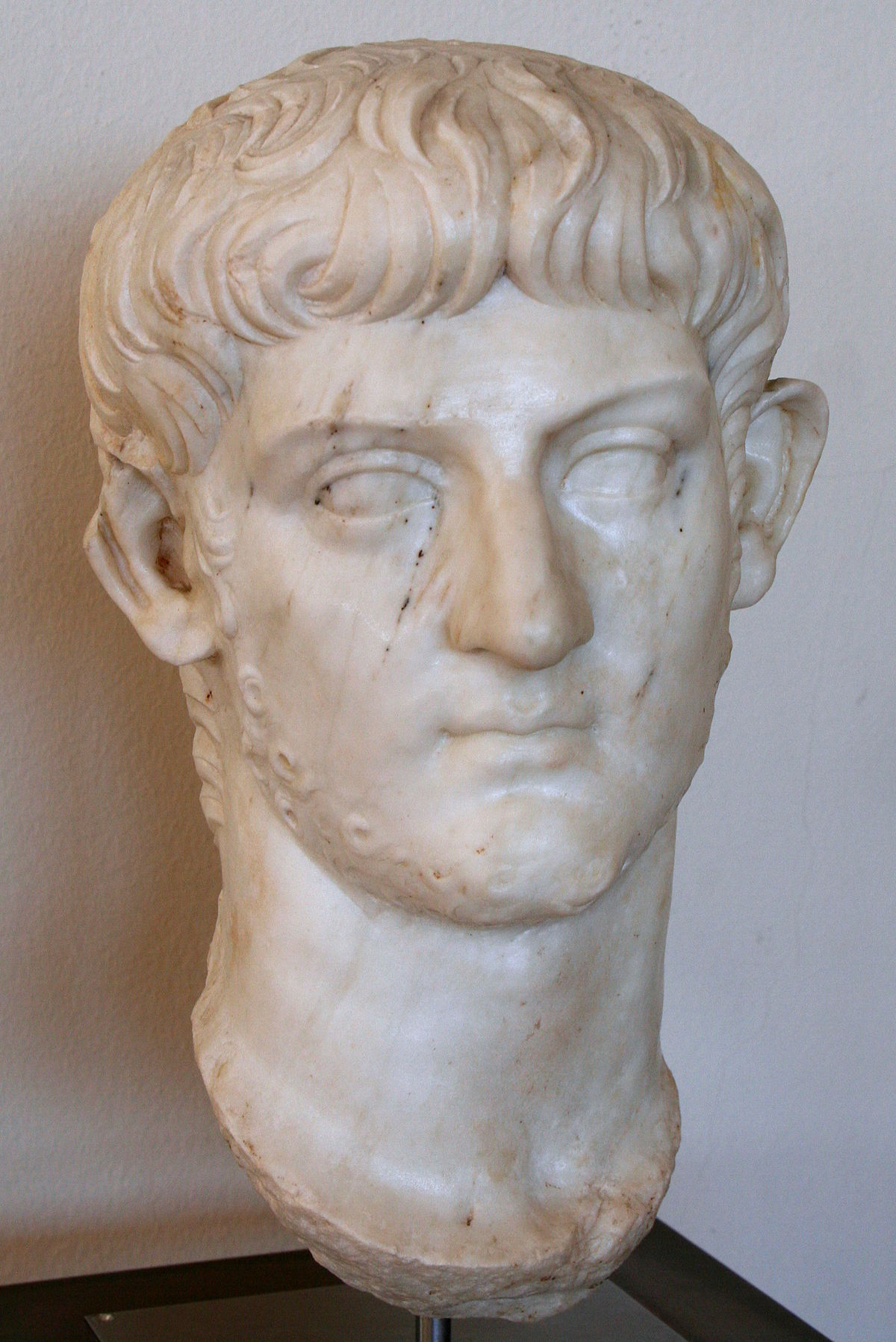Nero római császár  Wikipédia