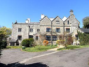 Netherton, Farway - Netherton Hall, east front