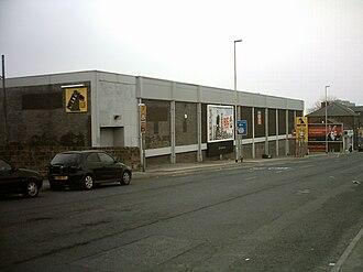 Wortley, Leeds - Netto on Oldfield Lane