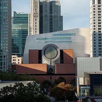 1995 in architecture - San Francisco Museum of Modern Art