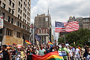 New York Gay Pride 2011