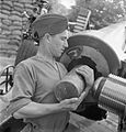 Newfoundland gunner in UK WWII IWM D 8882.jpg