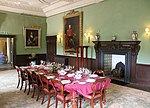 Newton House Dining room (35185650520).jpg