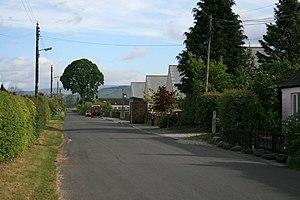 Newton Wamphray - Houses in Newton Wamphray