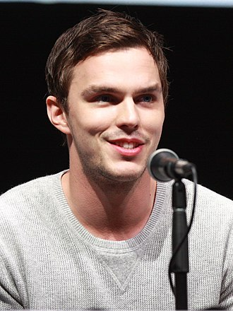 Nicholas Hoult - Hoult at the San Diego Comic Con, 2013