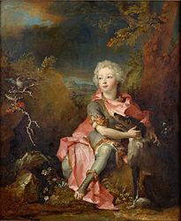 Nicolas de Largillière: Portrait of a Young Nobleman