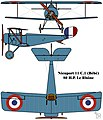 Nieuport N.11 blue camouflage colourized drawing.jpg