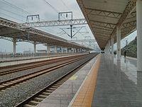 Ning`hai Railway Station 2015.12.1.jpg