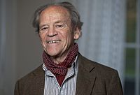 Nobel Laureate Torsten Wiesel in 2011 Photo by Markus Marcetic for Young Academy of Sweden.jpg