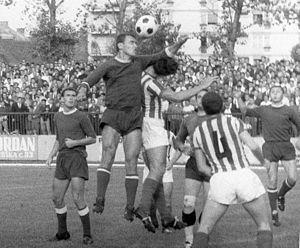 FK Proleter Zrenjanin - NK Maribor vs FK Proleter Zrenjanin in 1967
