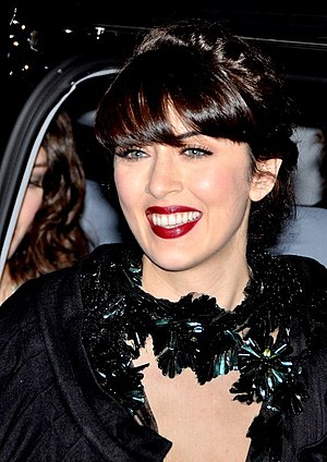 Nolwenn Leroy - Leroy attending the NRJ Music Awards in Cannes, France on 26 January 2013