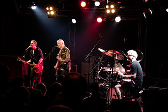 Nomeansno - Nomeansno live in Tampere, Finland in 2007