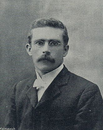 Norman Ewing - Ewing in 1897