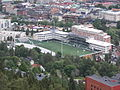 Norrporten Arena sett från Norra Berget 01.jpg