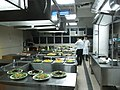 North Point 33 Marble Road Hong Kong Chef School 香港廚師學校 Western kitchen interior HK 20120609.JPG
