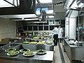 North Point 33 Marble Road Hong Kong Chef School 香港廚師學校 Western kitchen interior HK 20120609.JPG