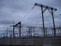 Северо-западная электростанция, Санкт-Петербург