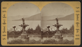 North from the Fort William Henry Hotel, by Stoddard, Seneca Ray, 1844-1917 , 1844-1917.png
