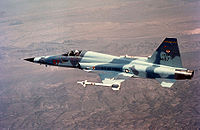 Northrop F-5E (Tail No. 01557) 061006-F-1234S-073.jpg
