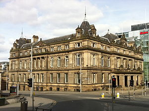 Nottingham Guildhall - Image: Nottingham Guildhall (2)