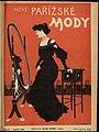 Nové pařížské módy, 1904 obálka.jpg