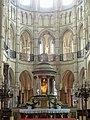 Noyon (60), cathédrale Notre-Dame, chœur, vue vers l'est 2.jpg