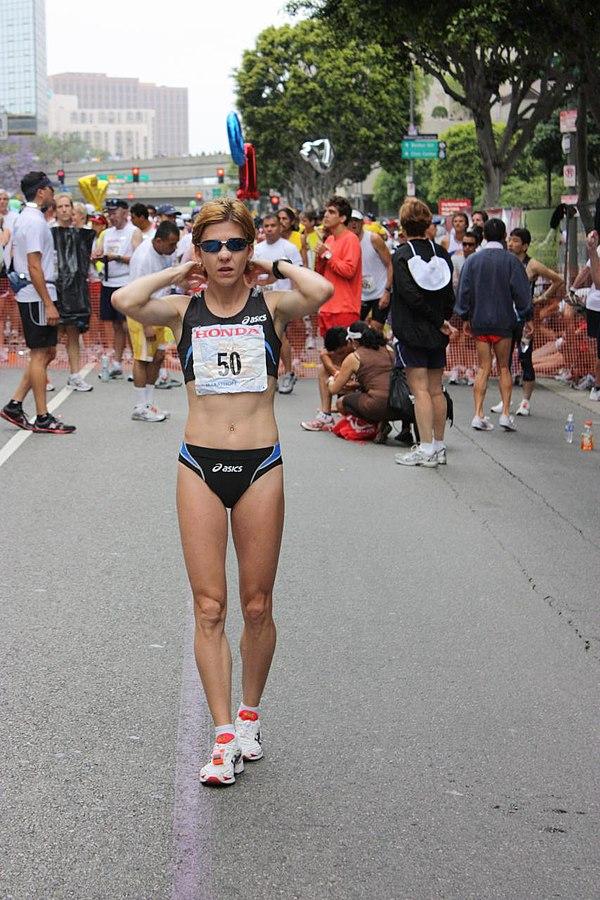 Romanian Wins Women Olympic 112