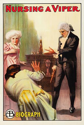 Nursing a Viper - Poster