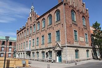 Nyborg Municipality - Image: Nyborg City Hall
