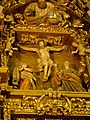 Oñate - Iglesia de San Miguel Arcángel, retablo mayor 5.jpg