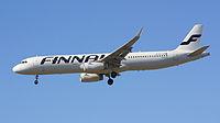 OH-LZK - A321 - Finnair