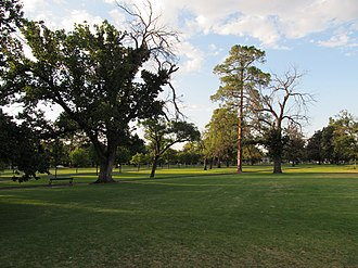 Wellington Square, North Adelaide - Image: OIC n adelaide wellington square