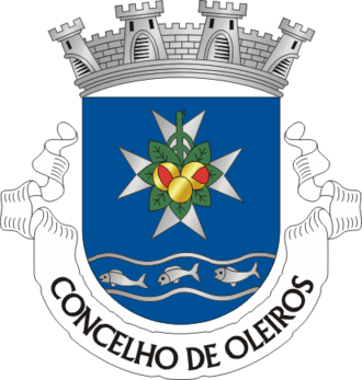 Oleiros, Portugal - Image: OLR