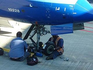 Aircraft maintenance technician