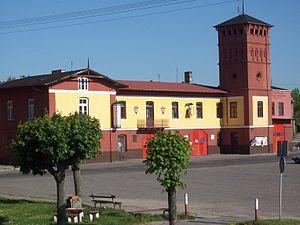 Sulejów - Image: OSP w Sulejowie (03) by Ron