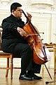 Octavo Festival Internacional del Conservatorio Rimsky-Korsakov en San Petersburgo (Rusia).JPG