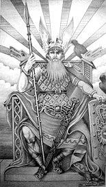 Mitología Nórdica Wikipedia La Enciclopedia Libre