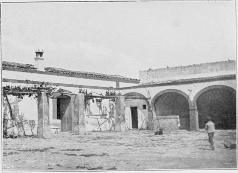 Odyssey (Butler) Courtyard at Selinunte A.png