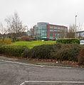 Office blocks east of Chestnut Avenue, Eastleigh - geograph.org.uk - 1138304.jpg